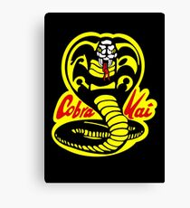 Cobra Kai - The Karate Kid Canvas Print