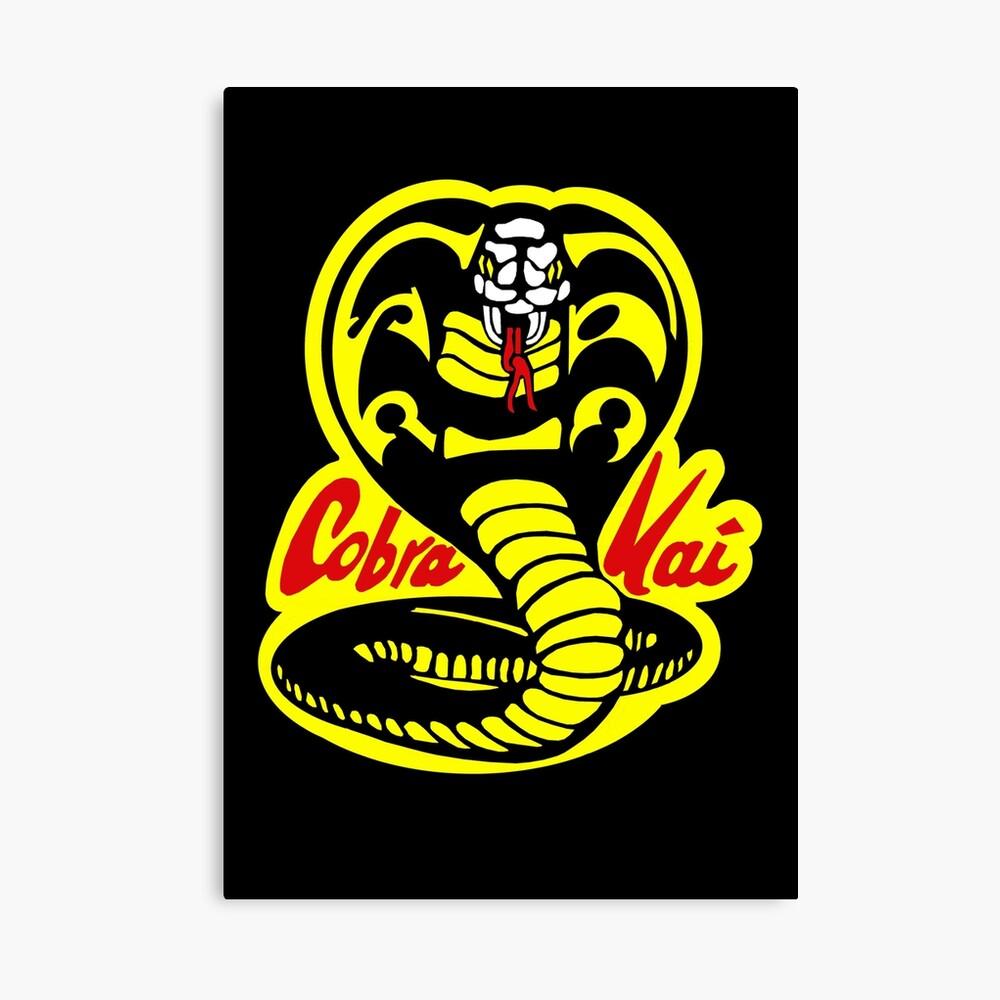 Cobra Kai - Das Karatekind Leinwanddruck