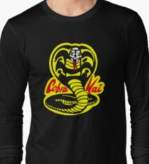 Cobra Kai - The Karate Kid Long Sleeve T-Shirt
