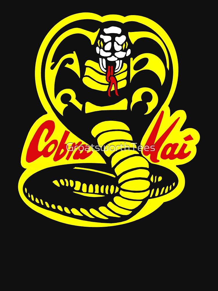 Cobra Kai - The Karate Kid by GroatsworthTees