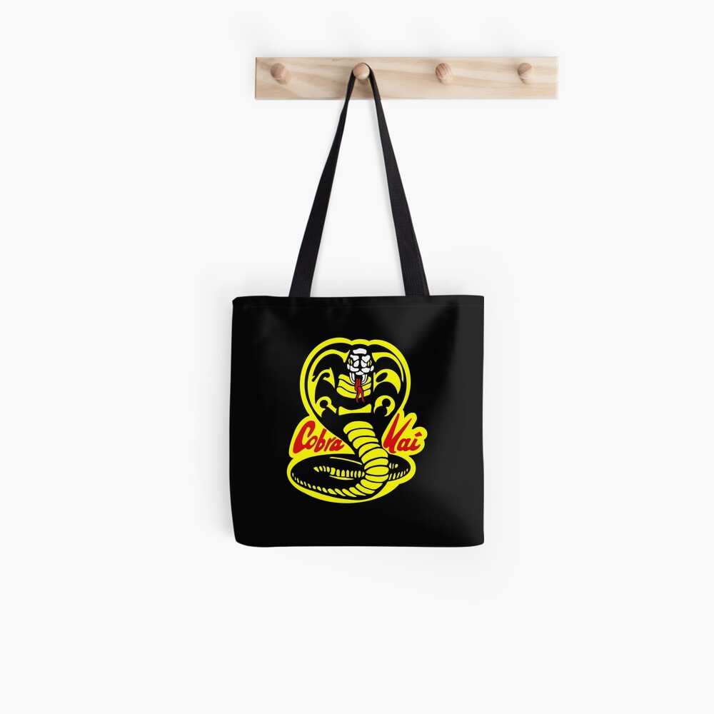 Cobra Kai - Das Karatekind Tote Bag