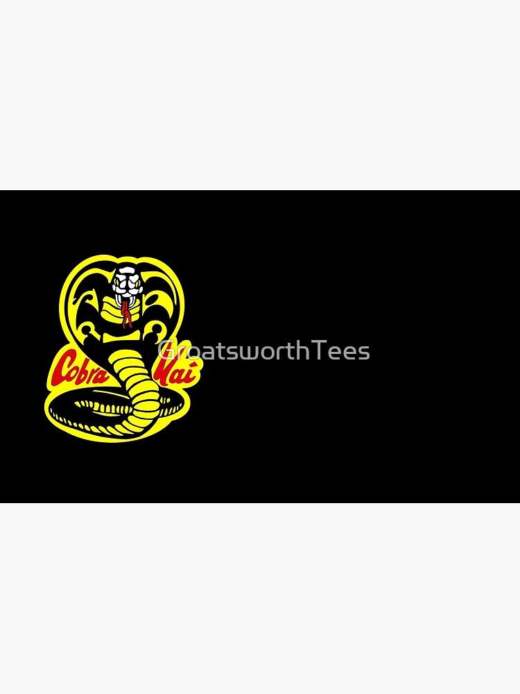 Cobra Kai - Das Karatekind von GroatsworthTees