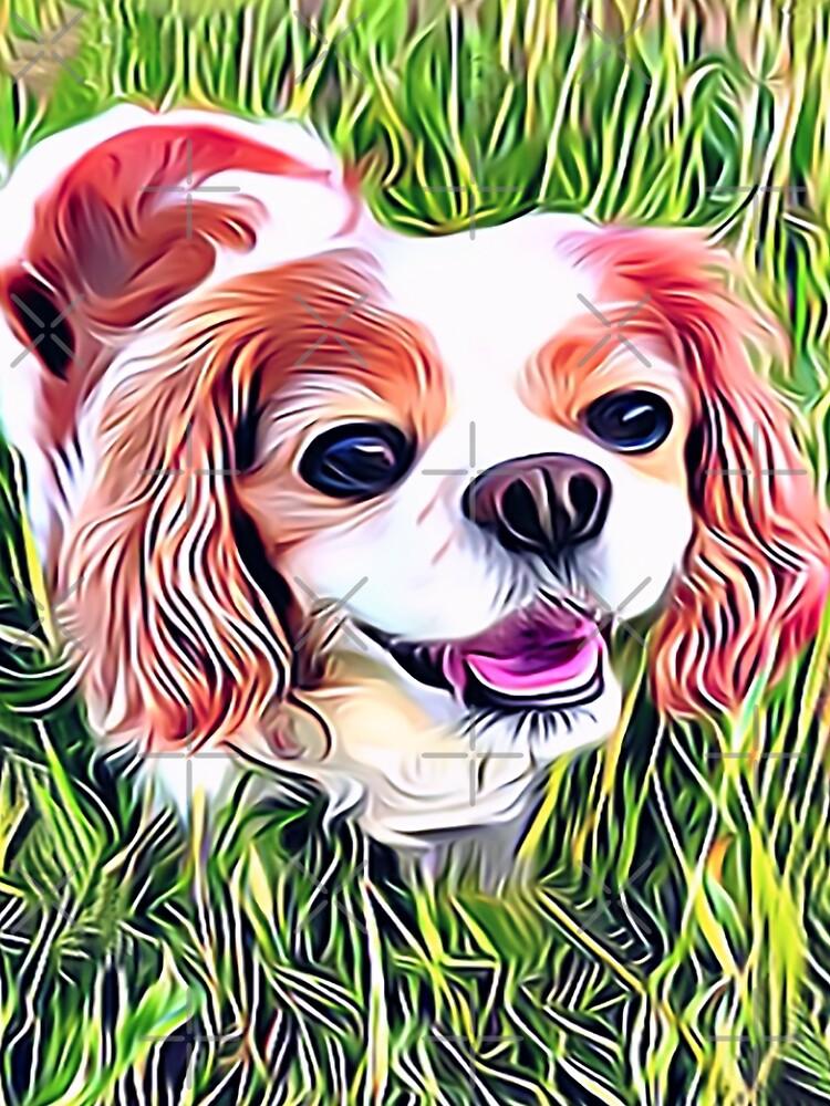 Cavalier King Charles Spaniel Puppy by Sunleil
