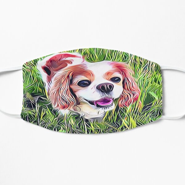 Cavalier King Charles Spaniel Puppy Small Mask