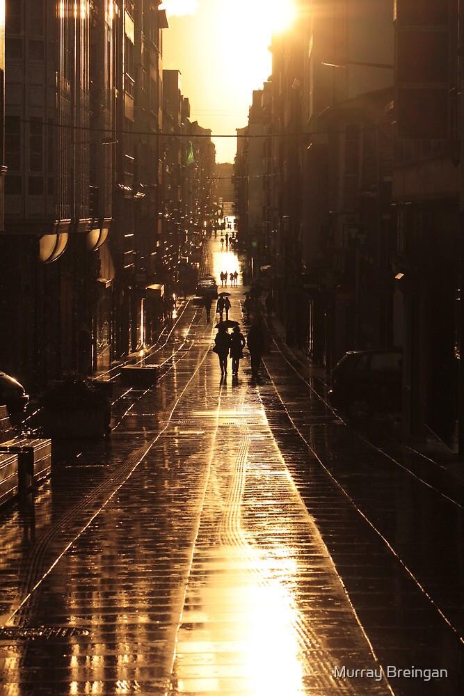 Walk on by by Murray Breingan