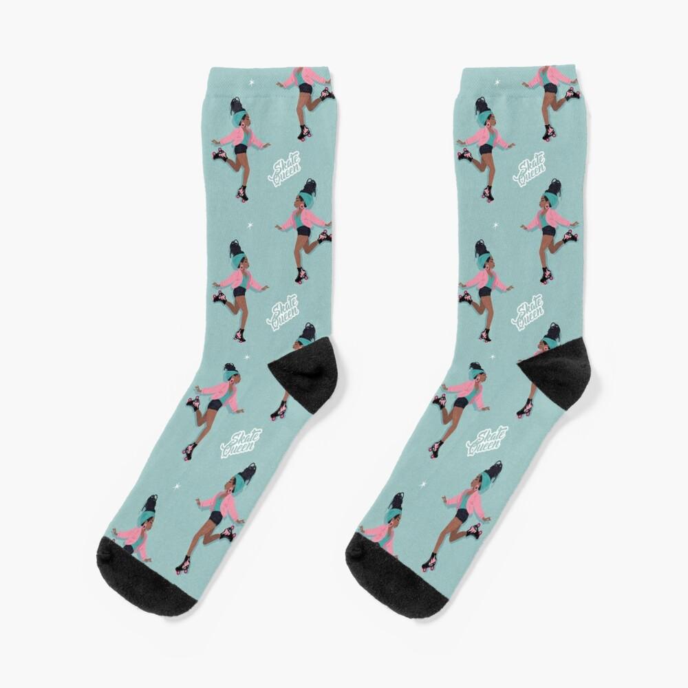 Skate Queen Socks