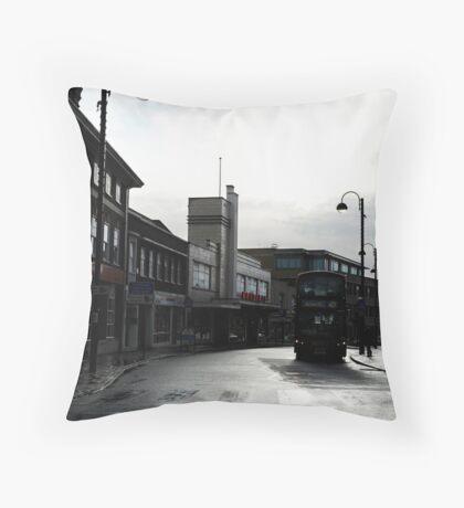 vine street Throw Pillow