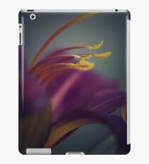 Hemerocallis Macro iPad Case/Skin