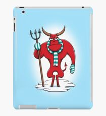 Cold Day in Hell iPad Case/Skin