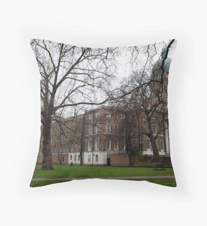 imperial war museum Throw Pillow