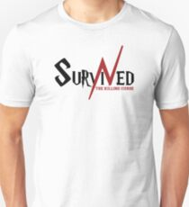 SURVIVED THE KILLING CURSE (first version) Unisex T-Shirt