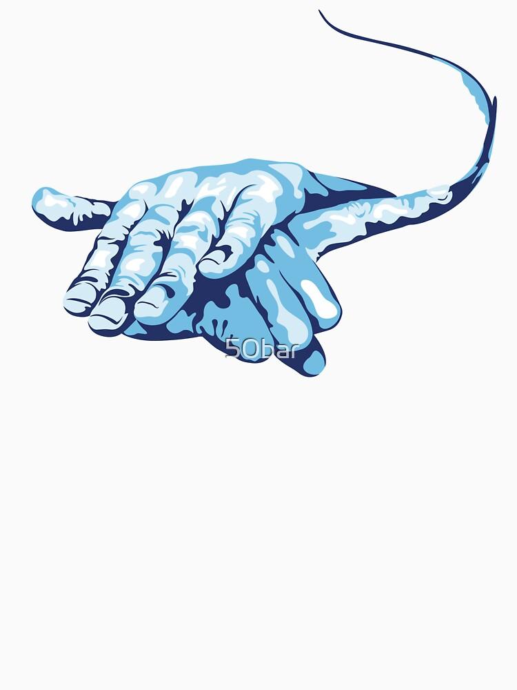 Stingray Hand Signal by 50bar