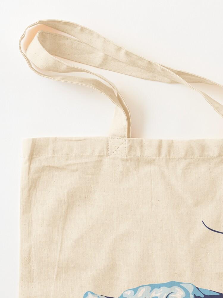 Alternate view of Stingray Hand Signal Tote Bag