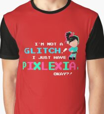 Pixlexia Graphic T-Shirt