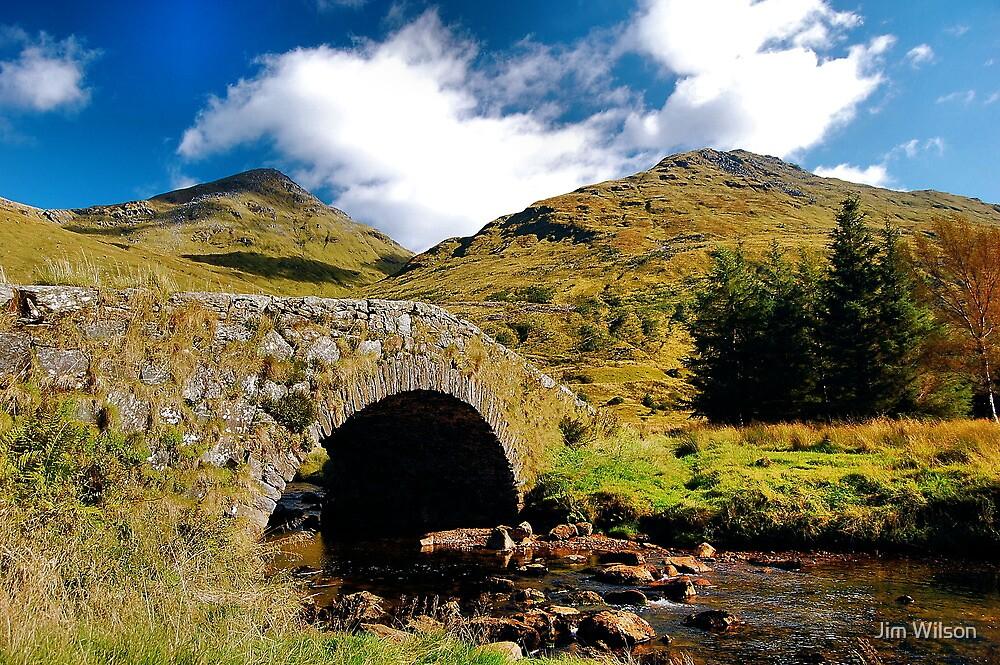 Argyll Scotland by Jim Wilson