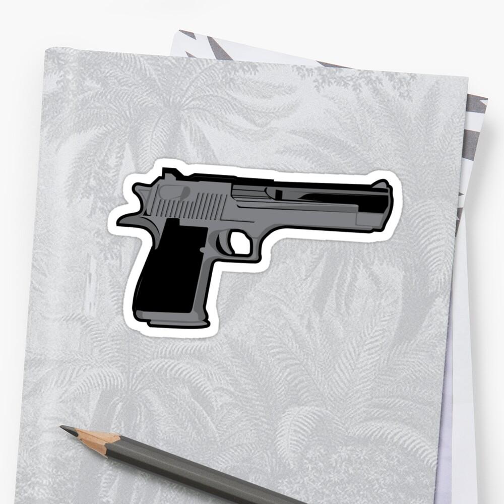 gun by red-rawlo