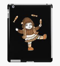 Fern's Fun at the Fringe (Tee) iPad Case/Skin