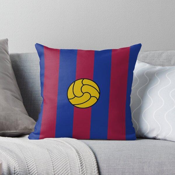 Barça Throw Pillow