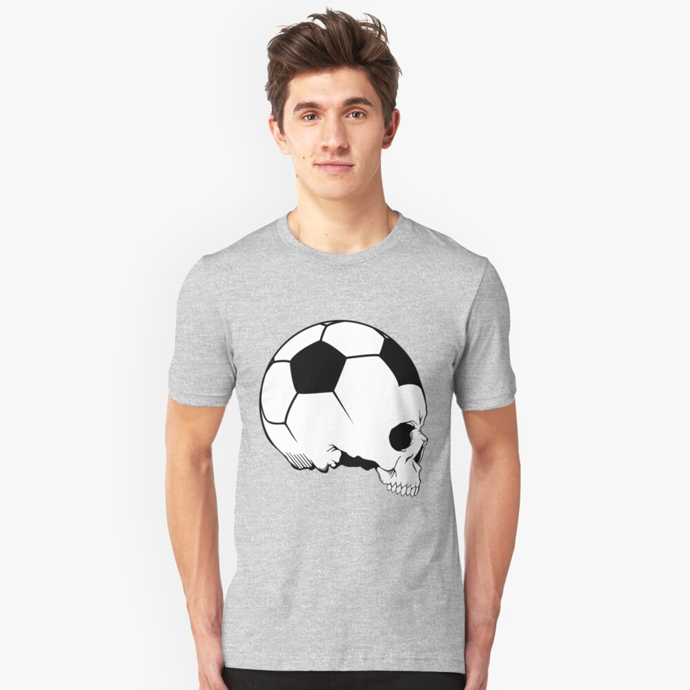 think football side Unisex T-Shirt Front