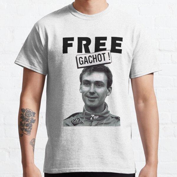 Free Gachot supporter tee Classic T-Shirt
