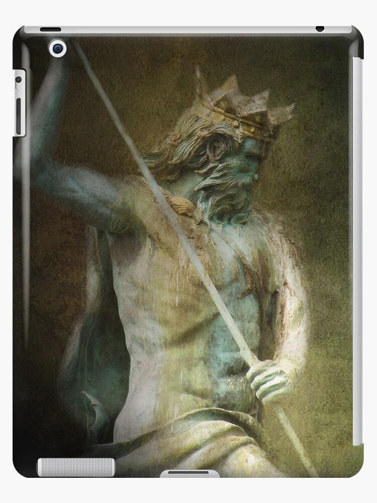 Neptune iPad Case by Carol Bleasdale
