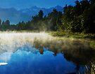 Lake Matheson by Yukondick