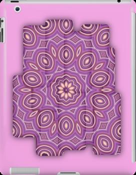Pink 'n' Purple Panel by Ra12