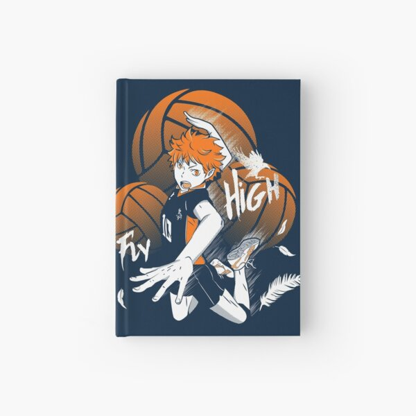 Fly High Karasuno Hardcover Journal
