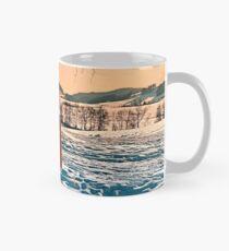 View into winter scenery Mug