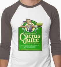 Master Sokka's Cactus Juice Men's Baseball ¾ T-Shirt