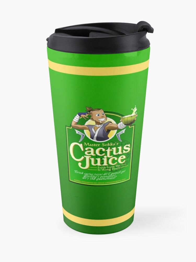 Alternate view of Master Sokka's Cactus Juice Travel Mug