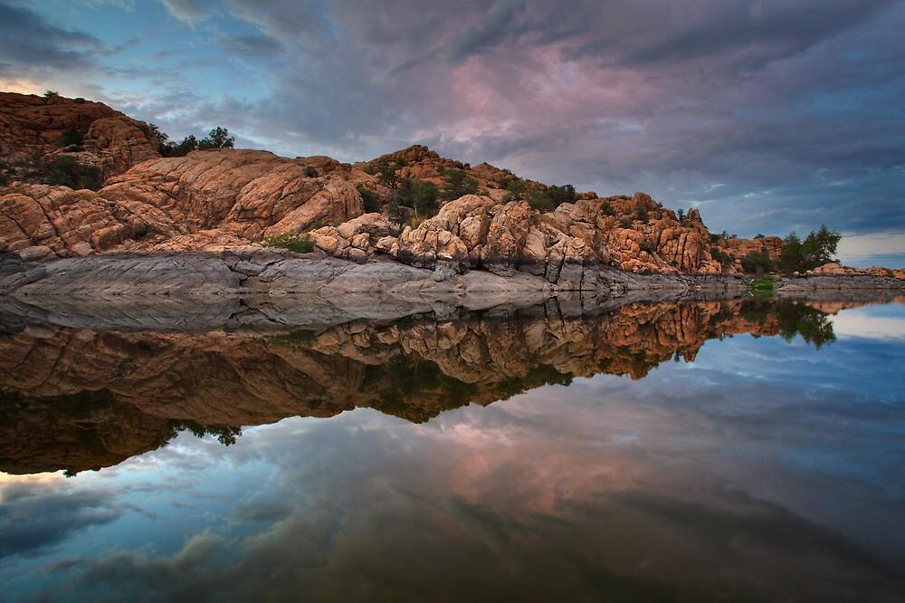 Granite Sliver by Bob Larson
