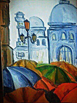 Rainy Day by Ṁedeea Stark