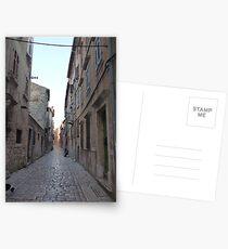 Rovinj in the morning Postcards