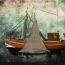 Crevettier CUX 87 - Shrimpfisher by Gilberte
