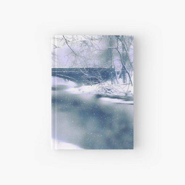 Winter Haiku Hardcover Journal