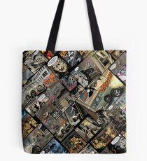 Vintage comics Tote Bag