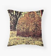 coupling Throw Pillow