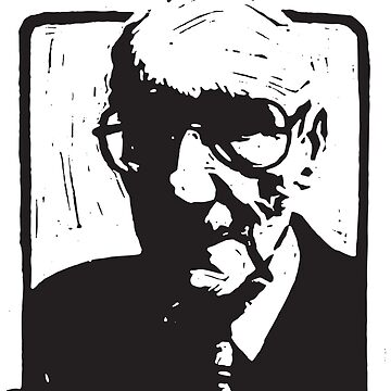 William S Burroughs by CuccuCollective