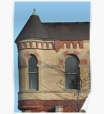 Turret Port Huron Michigan Poster
