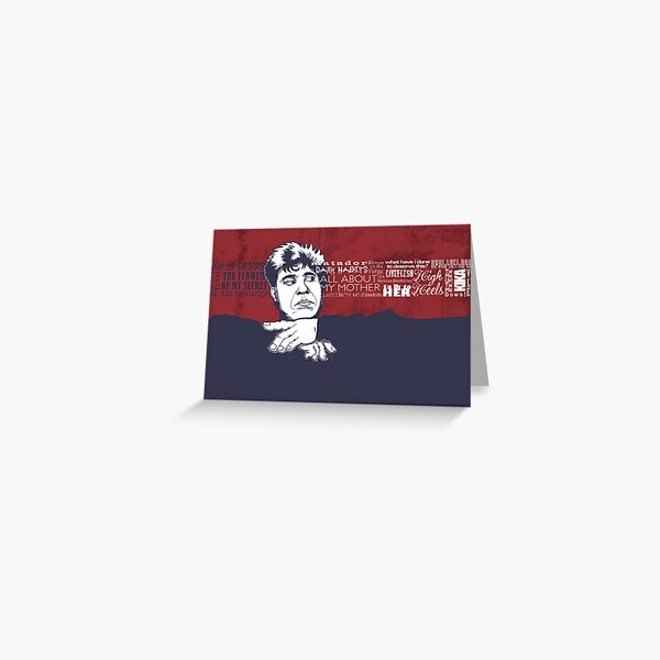 Almodóvar Greeting Card