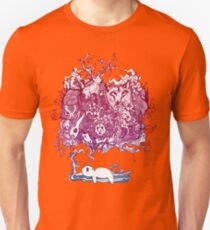 Dreaming Bear  Unisex T-Shirt