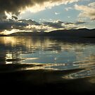 Cuil Bay Reflections by cuilcreations