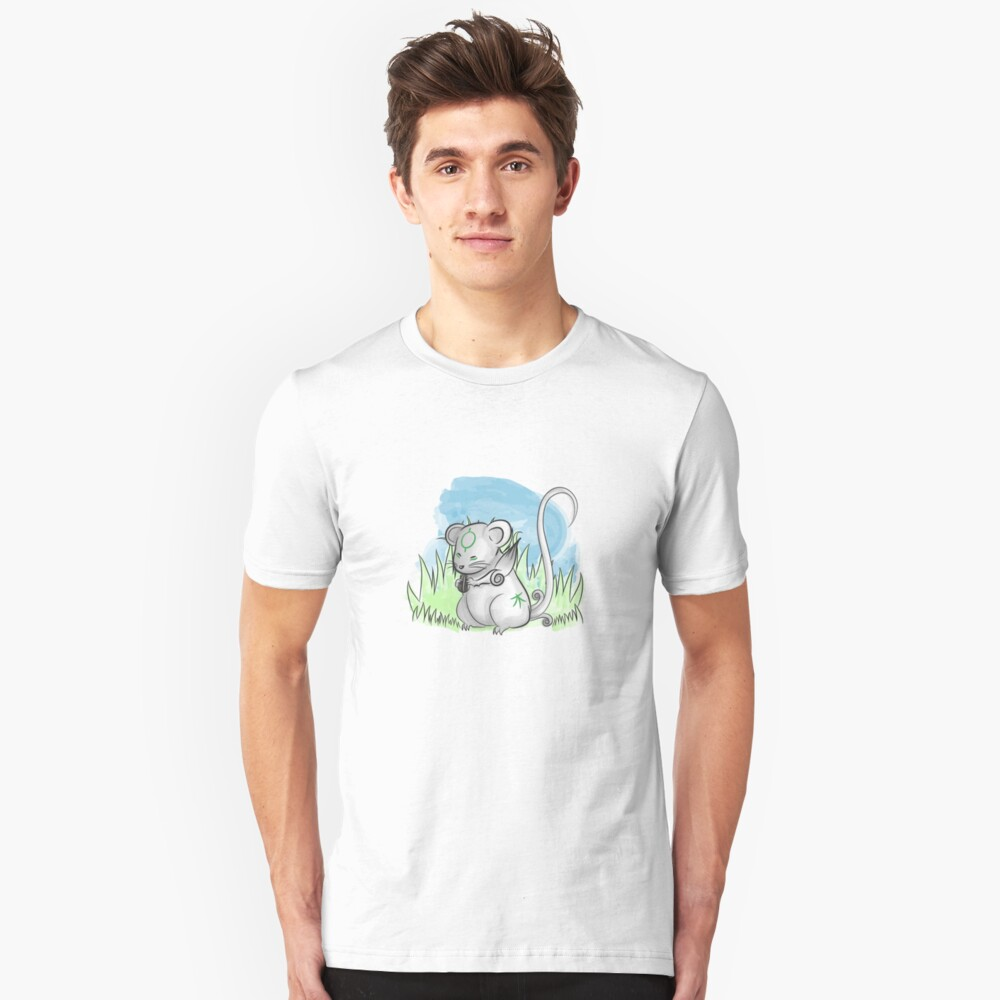 Year of the wood rat Unisex T-Shirt Front