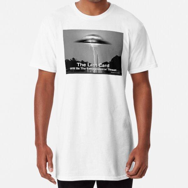 The Last Card Long T-Shirt