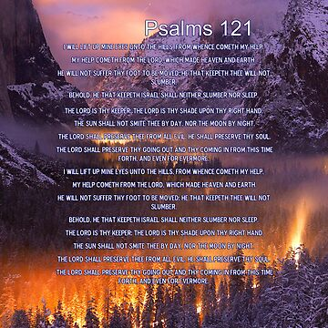 Psalms 121 by SOIL