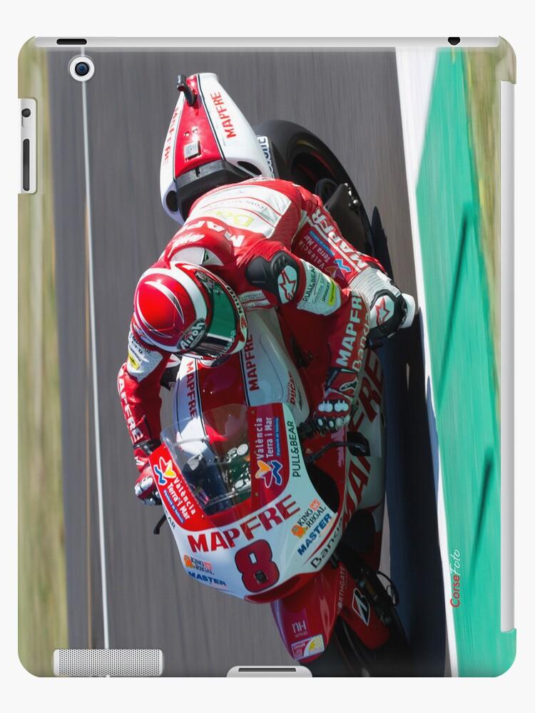 Hector Barbera in Mugello 2011 by corsefoto