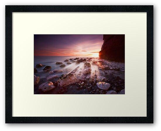Seaford sunbeams by MarkLeader