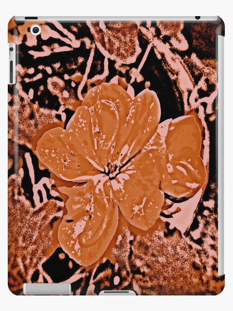 Oriental iPad Case by Fara