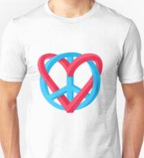 Peace + Love T-Shirt